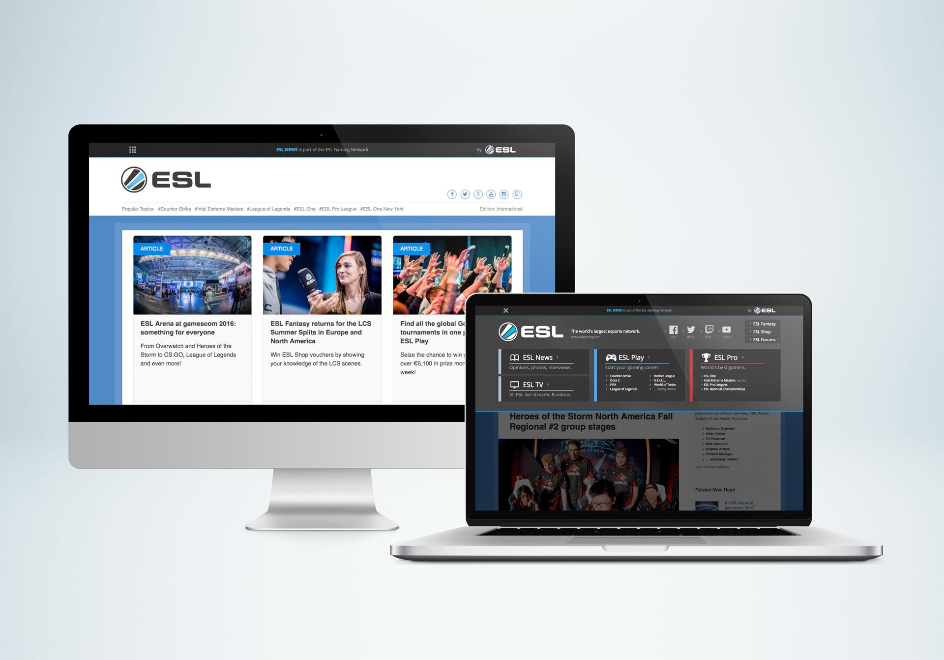 ESL Gaming